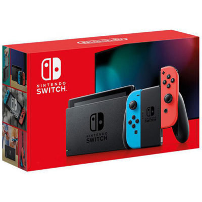 Nintendo Switch Rot-Blau